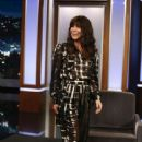 Evangeline Lilly – Visits 'Jimmy Kimmel Live!' in Los Angeles