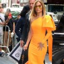 Jennifer Lopez – Arrives at The View promoting 'Hustlers' in New York