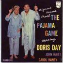 The Pajama Game 1957 Film Musical Starring Doris Day John Raitt