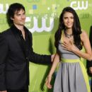 Ian Somerhalder and Nina Dobrev together again