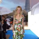 Sienna Miller attends the BMW i3 Global Reveal Party in London on July 29, 2013