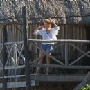 Naomi Watts on vacation in Tulum