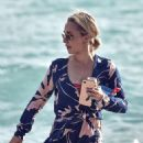 Hayden Panettiere at the Beach in Miami 12/1/ 2016 - 454 x 610