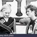 Charlie Schlatter and Josie Bissett