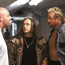 Bill Goldberg, Joe Pantoliano and Diamond Dallas Page in Warner Brothers' Ready To Rumble - 2000 - 400 x 260