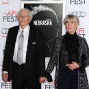 Bruce Dern and Andrea Beckett