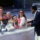 Siobhan Fallon, Bernie Mac, Lenny Clarke, John Leguizamo, Ana Gasteyer and Martin Lawrence in MGM's What's The Worst That Could Happen - 2001