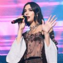 Dua Lipa – Performs at the KTU Concert in NY - 454 x 693