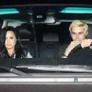 Demi Lovato – Leaving Matsuhisa Restaurant in Beverly Hills