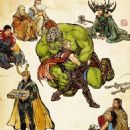Thor: Ragnarok (2017) - 454 x 642