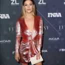Nina Agdal – Footwear News Achievement Awards in NYC - 454 x 715