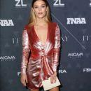 Nina Agdal – Footwear News Achievement Awards in NYC
