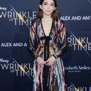 Rowan Blanchard – 'A Wrinkle in Time' Premiere in Los Angeles