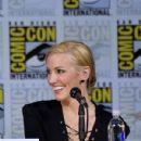 Katie Cassidy-  Comic-Con International 2017 - 'Arrow' Video Presentation and Q&A - 430 x 600
