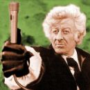 Jon Pertwee as the third incarnation of The Doctor in the science-fiction series Doctor Who (1970-1974) - 300 x 288