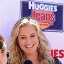 Rebecca Romijn - Huggies Jeans Diaper Launch Event In New York City 5/20/10