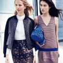 Elisabeth Erm & Sui He for Max & Co. Spring/Summer 2014 Ad Campaign