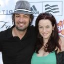 Stephen Full and Annie Wersching - 454 x 557
