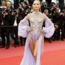 Natasha Poly – 'BlacKkKlansman' Premiere at 2018 Cannes Film Festival - 454 x 683
