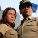 Johanna Watts as Lt. Caroline Bradley in American Warships - 454 x 340