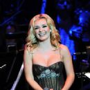Katherine Jenkins - Peforming At The Royal Albert Hall In London, 2008-12-09