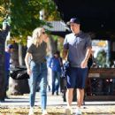 Candice King – Out and about in Los Angeles - 454 x 519