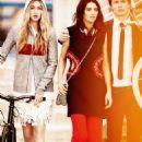 Kendall Jenner, Gigi Hadid, Justin Bieber, Ansel Elgort, Dylan Penn, Hopper Penn - Vogue Magazine Pictorial [United States] (April 2015) - 454 x 609