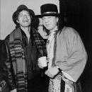 Mick Jagger & Steve Ray Vaughan