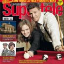 David Boreanaz, Emily Deschanel - Supertele Magazine Cover [Spain] (14 November 2014)