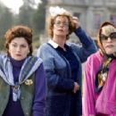 Anna Chancellor as Miss Bagstock, Celia Imrie as the Matron and Colin Firth as Geoffrey Thwaites - St. Trinian's (c) 2009 NeoClassics Films Ltd.