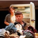 Jude Ciccolella, foreground, and Paul Dawson in the 1997 production of Sam Shepard's play