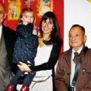 Olivier Sarkozy and Charlotte Bernard