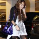 Miley Cyrus - Candids In Los Angeles