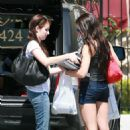 Emma Roberts - Out And About, 1. 7. 2009.