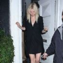 Gwyneth Paltrow - Leaves The Afterparty For Her Husband's Concert In New York City, 24.06.2008.