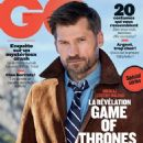 Nikolaj Coster-Waldau - GQ Magazine Cover [France] (May 2016)