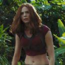 Karen Gillan as Ruby Roundhouse in Jumanji: Welcome to the Jungle - 454 x 281