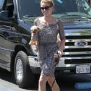 Amber Heard - Walking Her Dog Again At Fred Segal In Beverly Hills - 23.08.2010