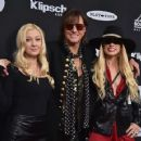 Richie Sambora attends the 33rd Annual Rock & Roll Hall of Fame Induction Ceremony at Public Auditorium on April 14, 2018 in Cleveland, Ohio - 454 x 359