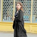 Nigella Lawson out in Notting Hill - 454 x 694