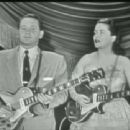 Les Paul and Mary Ford - 454 x 340