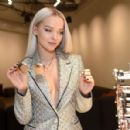 Dove Cameron – Designs her new collection with Prive Revaux in Los Angeles