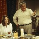 Lesley Ann Warren as Peggy Stuckman and Michael Lerner as Ira Stuckman in family comedy When Do We Eat - 2006