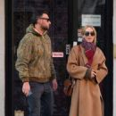 Jennifer Lawrence and Cooke Maroney – Out and about in New York City