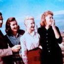Isabelle Corey, Ingeborg Schöner, Alberto Sordi, June Laverick