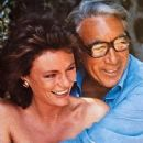 Anthony Quinn and Jacqueline Bisset