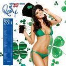 Rosie Jones - 2011 Calendar - 454 x 643