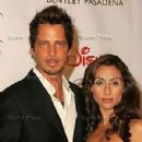 Chris Cornell and Vicky Karayiannis - 300 x 450