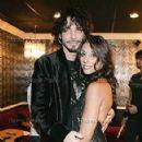 Chris Cornell and Vicky Karayiannis