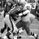 Alex Webster Tackled By Ray Nitschke